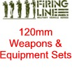 120mm Weapons & Equipment Sets
