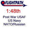 1:48th Post War USAF/US Navy/Russian