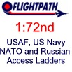 1:72nd USAF, US Navy, NATO and Russian Access Ladders