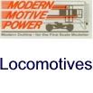 Locomotive Kits and Detail Sets