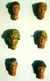 British Army Head Set - No.2