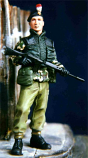 British Fusilier, with Flak Jacket - 1970s-1980s
