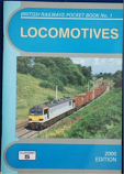 British Railways Pocket Book 1 Locomotives 2000