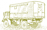 Bedford MK 4 Tonne General Service Lorry - with CB-300 Series Box Body