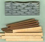 Resin Sandbag Wall Section
