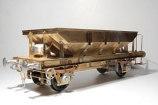 "ZEV ""Catfish"" 19 Ton Ballast Hopper"