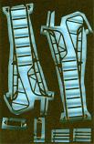 F.106 Delta Dart Ladder