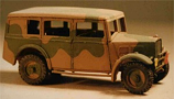 Humber Heavy Utility Staff Car
