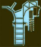 F.102 Delta Dagger Ladder
