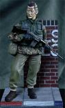 Soldier, Northern Ireland, 1970s (Internal Security Dress)