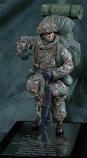 Paratrooper, Operation Corporate, Falkland Islands, 1982.