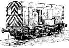 Class 08/09 0.6.0 Diesel Shunter Kits