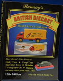 British Diecast Model Toys Catalogue 10th Ed