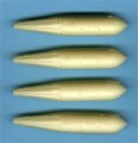 RAF 1,000lb Iron Bombs