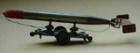 Torpedo Handling Trolley with Torpedo