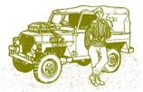 Land Rover Lightweight Soft Top.