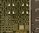 """RCH/LMS Sprung 'W' Iron/Leaf spring Sets [42""""/5 Leaf]"""