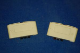 Class 47 - Revised Pattern/Class 57.0 Resin Front End Units [Pair]