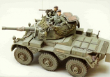 1:35th Scale Saladin Mk.2 Armoured Car