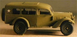 Ford WOA2 Staff Car