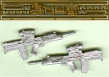 SA.80 5.56mm Rifle Set