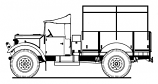 Fordson WOT.2H 15cwt GS Truck