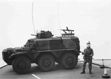 Saracen Mk.2 Armoured Personnel Carrier