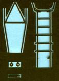 MiG 21 Fishbed Ladder