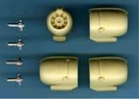 Military Lockheed Constellation [EC-121] Engine Set