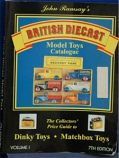 British Diecast Model Toys Catalogue 7th Ed