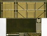 Internal Detailing Sets for Slaters Private Owner Wagons Gloucester C & W Co. 6 Plank Side Door