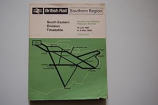 BR Southern Region Timetable Passenger Services 10 july 1967 to 5 May 1968